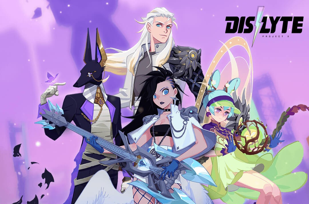 download and play dislyte on pc