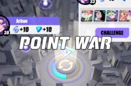 Point War Guide & Rewards