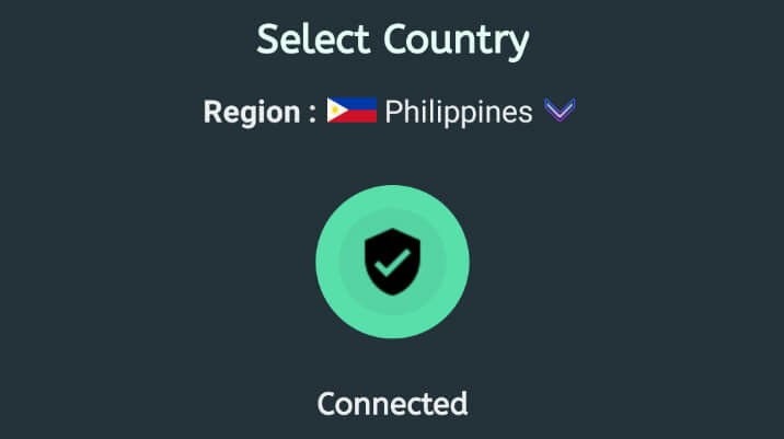 select country vpn 2